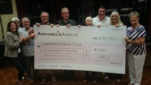 Another Fabulous Chapter In Our Charity Fundraising